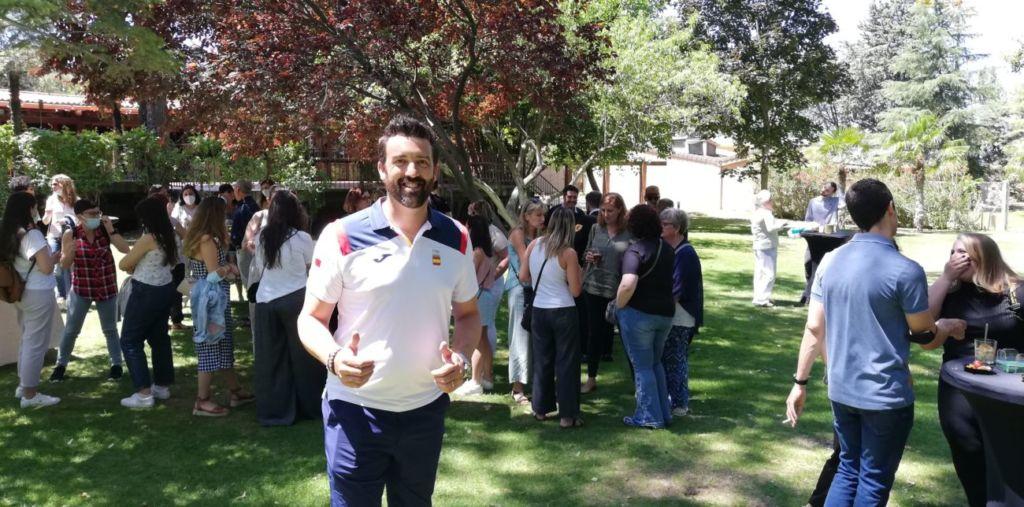 José Luis Abajo participa en la jornada corporativa de Peldaño