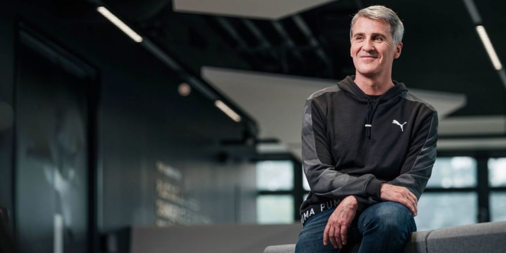 Richard Teyssier, nuevo director general de Puma en Europa