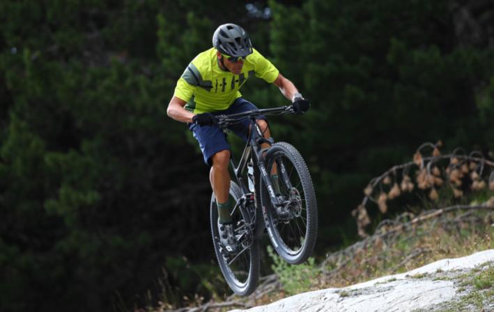 prendas Rh+ para practicar ciclismo