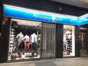 tienda Atmósfera Sport en Sarria (Lugo)
