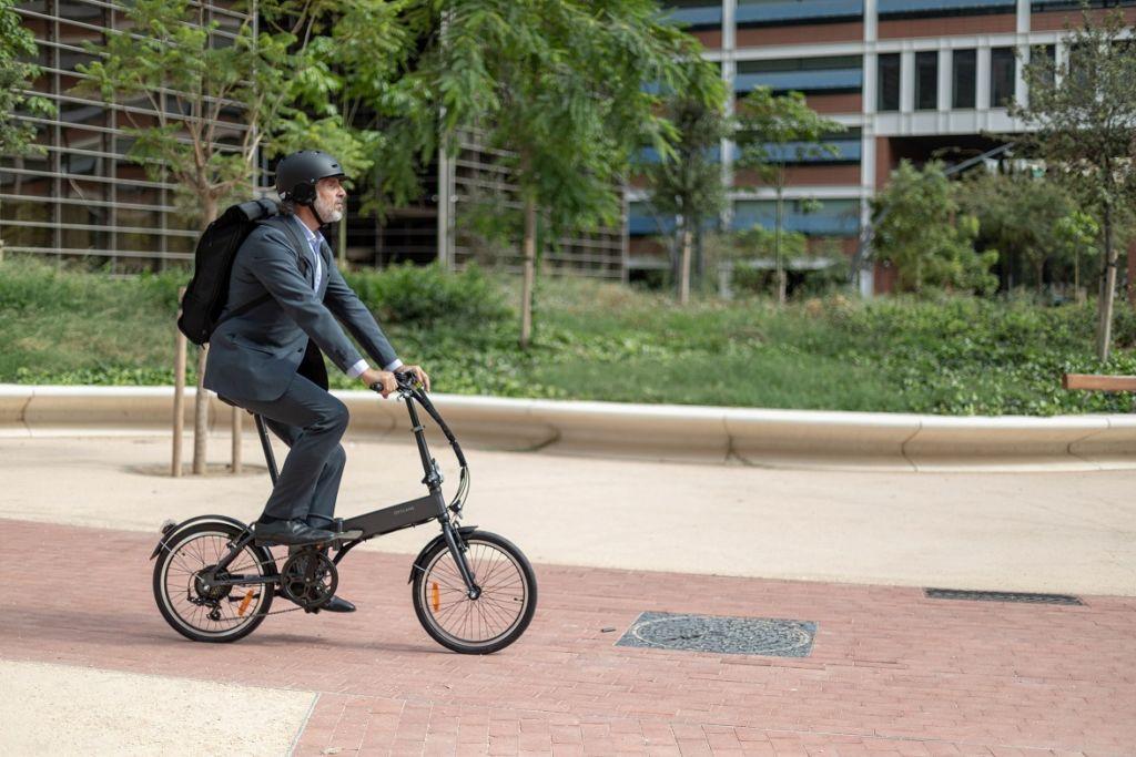 iniciativa de Decathlon con la movilidad sostenible