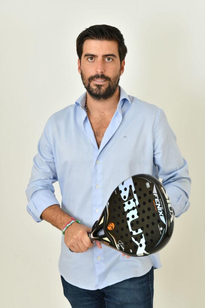 Íñigo Coloma es el CEO de Padel Nuestro