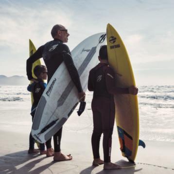 Mormaii: las sandalias que respiran surf