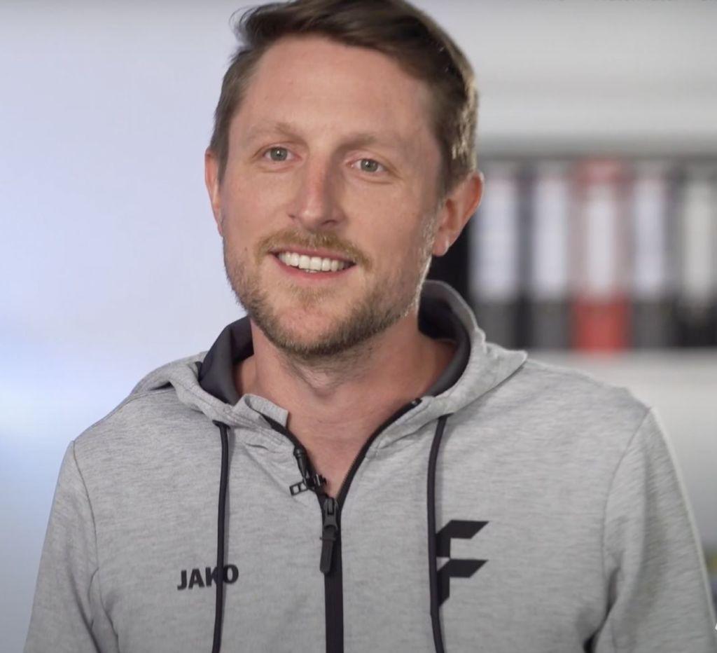 Martin Fiedler, director de Marketing y de Marca de Flyeralarm Sports