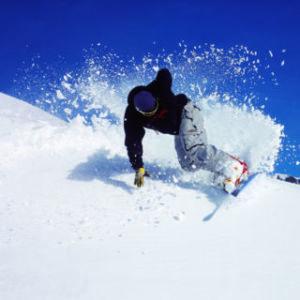 evolución de la actividad del esquí