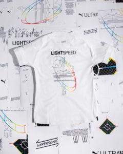 Puma lanza la camiseta más ligera del Mundo