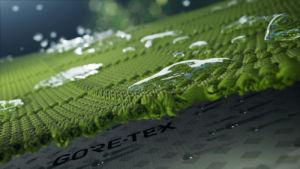 nueva membrana de Gore-Tex más sostenible