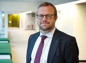 Bjørn Berge es secretario general del Comité de Ministros de Deporte del Consejo de Europa