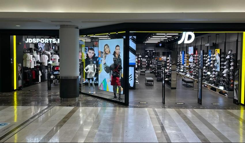 JD Sports inaugura un punto de venta en Valencia