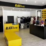 tiendas de deporte, Black Laces, sneakers, Anzamar